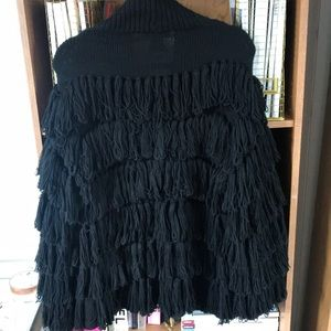 Mara Hoffman Sweaters - Mara Hoffman fringe sweater coat